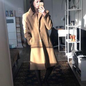 Jackets & Blazers - Camel Coat